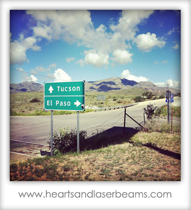 Road Trip Ideas from Hearts and Laserbeams | http://www.heartsandlaserbeams.com
