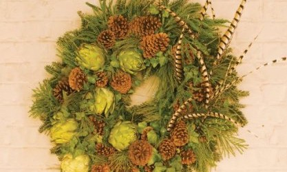 Wreaths for All Seasons by James T. Farmer III