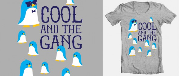 Cool and the Gang Penguins